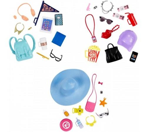barbie fnd48 set de accesorii în stoc.
