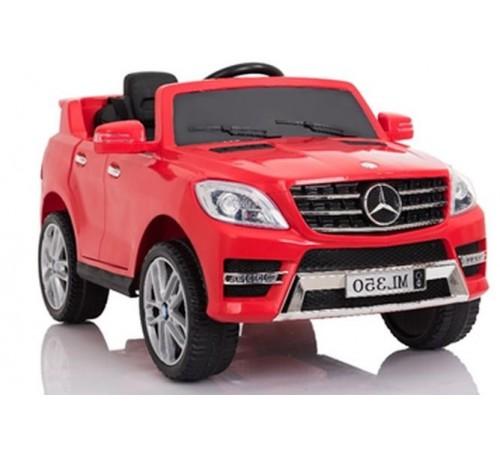 """chipolino Машина на аккумуляторе """"mercedes benz"""" eljml3503re красный"""