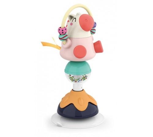 """Детскиймагазин в Кишиневе в Молдове hola toys 3150a Погремушка на присоске """"Лошадка"""""""