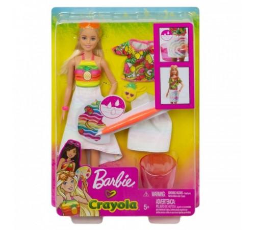 """barbie gbk18 Кукла """"Фруктовый сюрприз"""" серии """"crayola"""""""