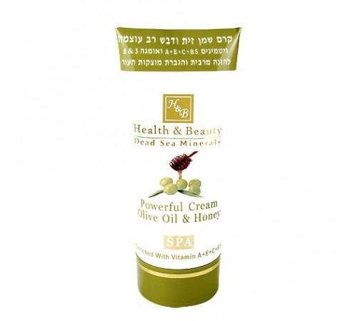health & beauty Интенсивный крем на основе оливкового масла и меда 100ml (44.1219)
