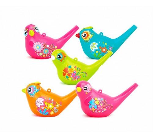 """Детскиймагазин в Кишиневе в Молдове hola toys 3103 Игрушка для купания """"Птичка"""" в асс."""