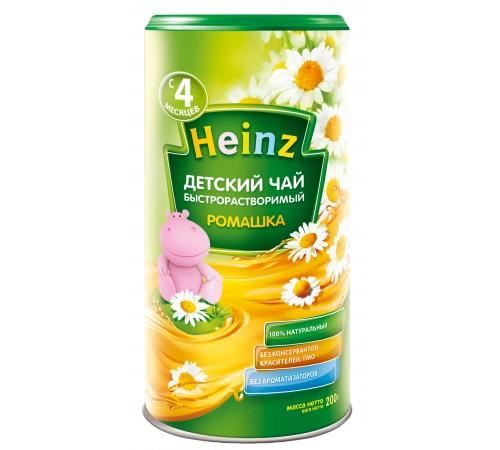 """heinz ceai pentru copii  instant """"musetel"""" (4 m+) 24 porții"""