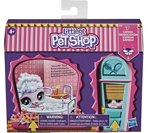 """littlest pet shop e7430 Игровой набор """"Груминг-салон для петов"""" в асс."""