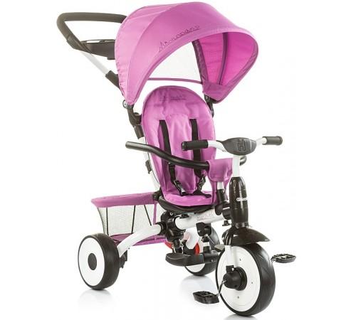 chippolino Трицикл urban trkub0175vb розовый