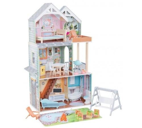 Детскиймагазин в Кишиневе в Молдове kidkraft 65980 Домик для кукол hallie dollhouse