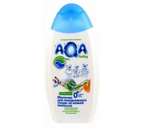 80.13 aqa baby Молочко для ежедневного ухода за кожей малыша (250 мл.)