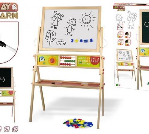 Детскиймагазин в Кишиневе в Молдове color baby 42149  Доска для рисования 2в1