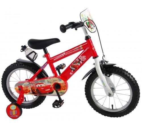 "volare bicicleta ""cars 14"" 11448-ch-nl roșu"