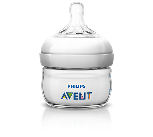 "avent scf699/17 biberon ""natural"" 60 ml. (0m+) 1 buc."