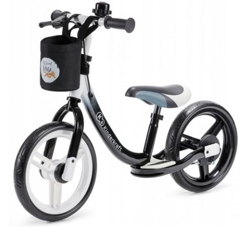 kinderkraft run bike space negru