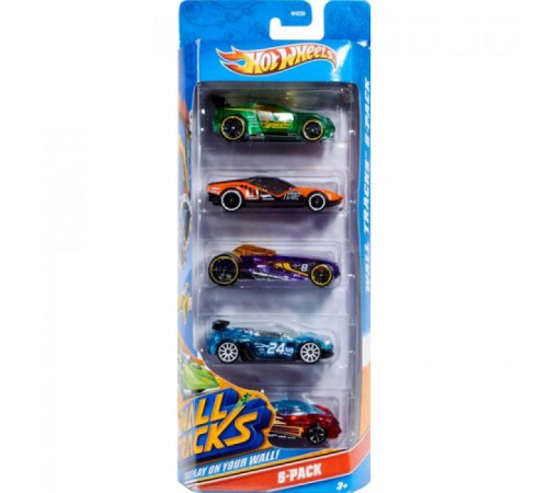 hot wheels 1806 set de mașini de bază hot wheels  in sort.