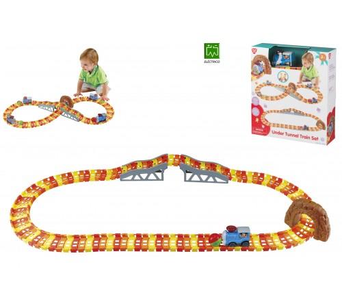 Детскиймагазин в Кишиневе в Молдове color baby 44293 Железная дорога  playgo