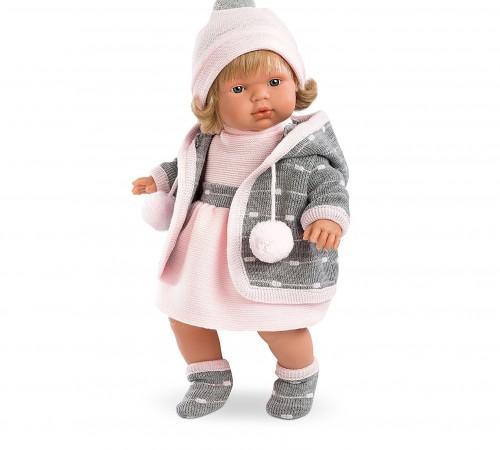 "Детскиймагазин в Кишиневе в Молдове llorans Кукла ""Лола Лорана"" 38544 (38см)"