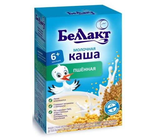 Беллакт Каша молочная пшенная (6m+) 200 гр.
