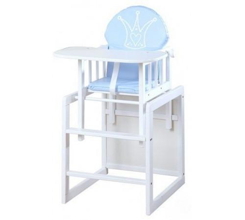 klups Деревянный стул трансформер agnieszka iii Принц