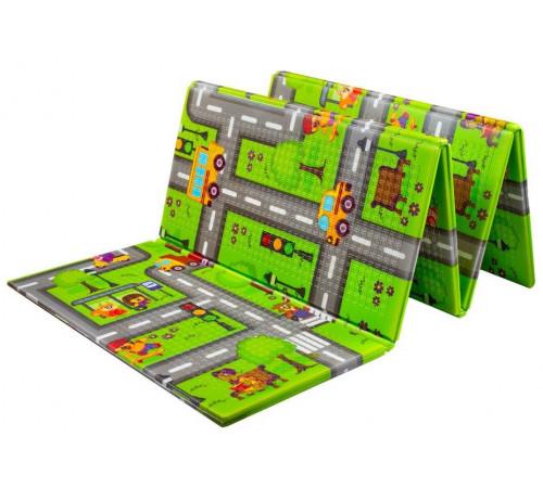 "Jucării pentru Copii - Magazin Online de Jucării ieftine in Chisinau Baby-Boom in Moldova playto 38397 covoraș de joc multifuncțional ""drum"""