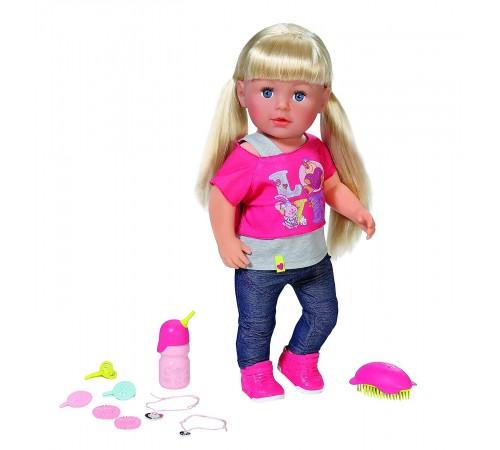 Детскиймагазин в Кишиневе в Молдове zapf creation 820704 Кукла Старшая Сестренка baby born (43 см.)