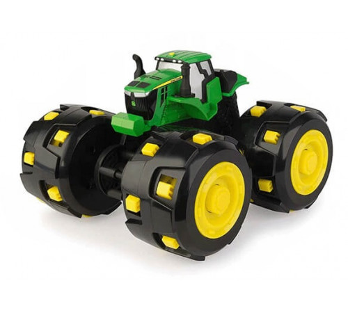 """tomy 27756  tractor """"monster treads"""" 46712"""
