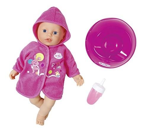 zapf creation 823460 Кукла с ванной и горшком my little baby born (32 см.)