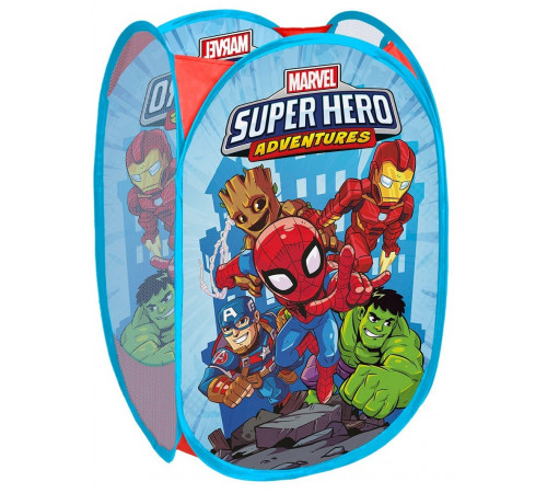 """seven 9529 Корзина для игрушек """"avengers"""""""