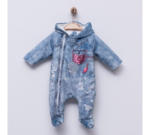 """Одежда для малышей в Молдове kitikate s58024 Комбинезон """"Космонавт"""""""
