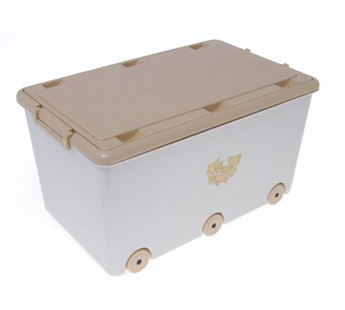 "tega baby container pentru jucarii ""ursulet"" ms-007-119 bej"