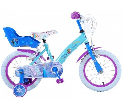 "volare 51461-ch-it bicicleta ""disney frozen 14"""