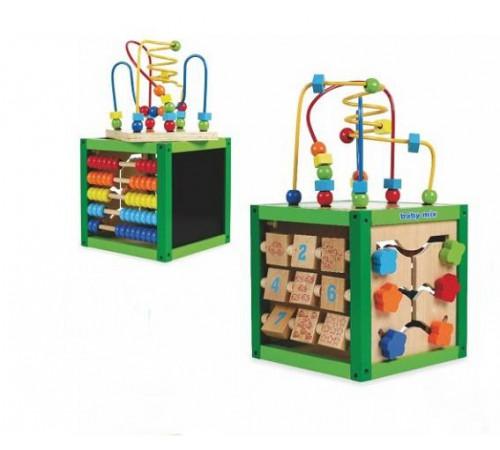 Игрушки в Молдове alexistp-52138 Куб-сортер многофункциональный