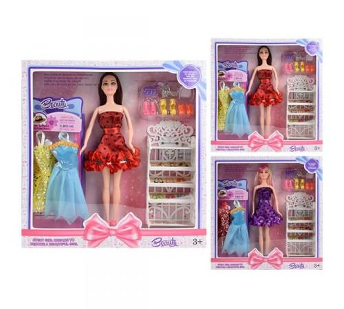 op ДЕ01.243 Кукла модница с аксессуарами в асс.