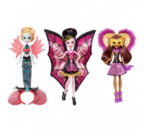 """Кукла monster high """"Чудесные превращения"""" в ас.(3) flp01"""