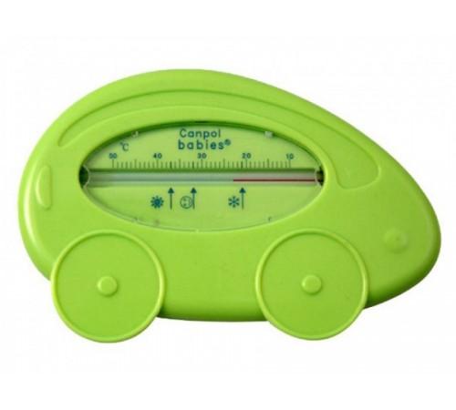 """canpol 2/784 Термометр для ванны нертутный """"Машинка"""""""