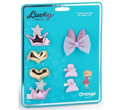 Jucării pentru Copii - Magazin Online de Jucării ieftine in Chisinau Baby-Boom in Moldova orange toys set de accesorii pentru păr lda5012