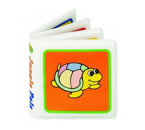 """canpol 2/704 Книжка для купания меняюшая цвет """"Животные"""""""
