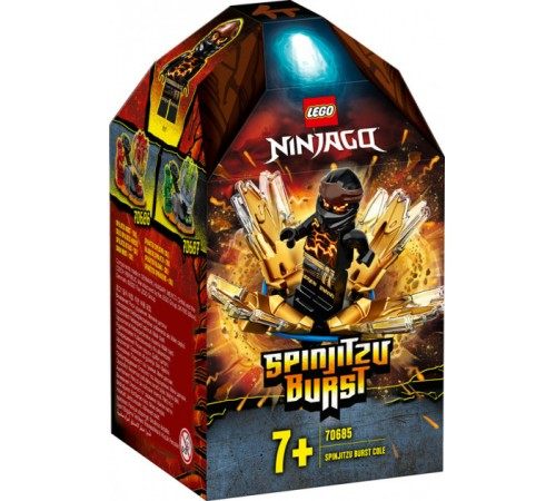"Jucării pentru Copii - Magazin Online de Jucării ieftine in Chisinau Baby-Boom in Moldova lego ninjago 70685 constructor ""flurry of spinjitzu cole"" (48 de el.)"