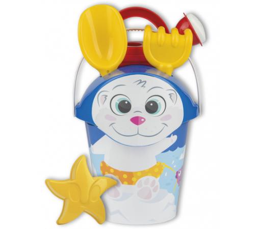 """Детскиймагазин в Кишиневе в Молдове androni 1313-0000 Набор для песка """"Мишка"""""""