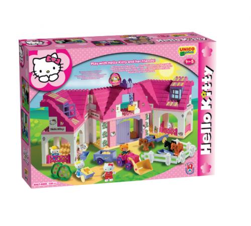 "androni giocattoli 8667-00hk Конструктор домик ""hello kitty"""