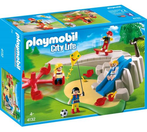 """playmobil 4132 Конструктор """"Детская площадка"""""""