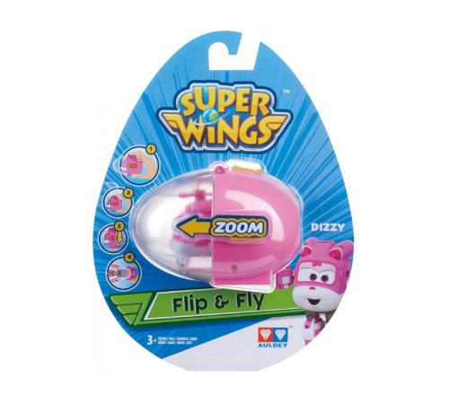 """Jucării pentru Copii - Magazin Online de Jucării ieftine in Chisinau Baby-Boom in Moldova super wings eu710664 set de joc """"flip n fly - dizzy"""""""