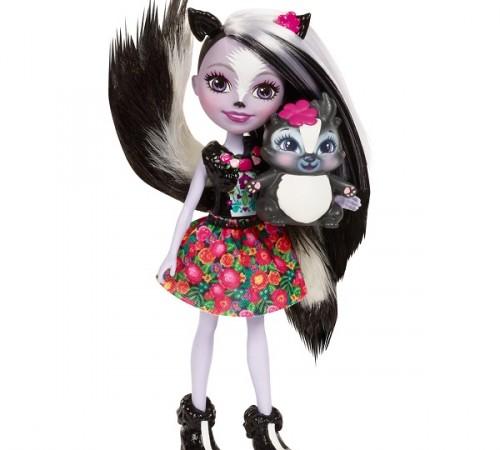 "enchantimals dyc75 Кукла ""Скунси"""