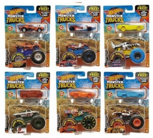 "Jucării pentru Copii - Magazin Online de Jucării ieftine in Chisinau Baby-Boom in Moldova hot wheels grh81 mașina suv serie ""monster trucks"" in sort."