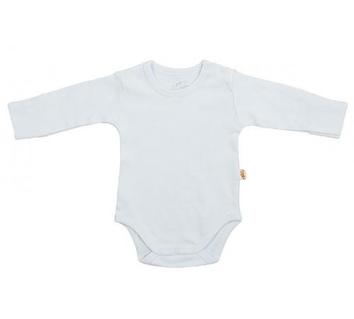 Одежда для малышей в Молдове mini damla 43129 Боди с длинным рукавом  голубой