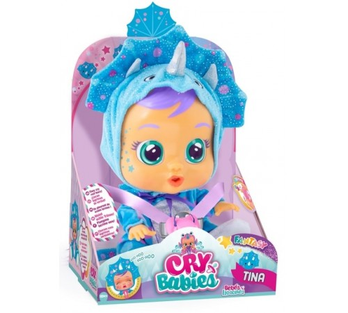 "cry babies imc093225 Плачущая кукла ""tina"""