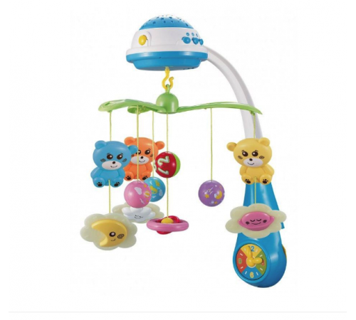 Jucării pentru Copii - Magazin Online de Jucării ieftine in Chisinau Baby-Boom in Moldova baby mix pl-408930 blue carusel muzical