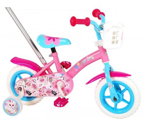 """volare bicicleta """"ojo 10"""" 31005 roz"""