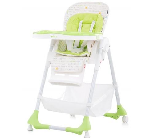 "chipolino scaun pentru copii ""gelato"" ssthge0193lm lime"