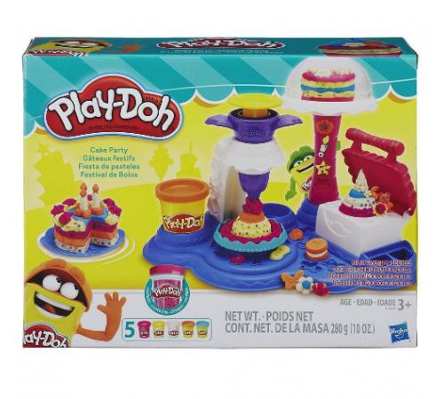 """play-doh b3399  Игровой Набор """"Сладкая Вечеринка"""""""