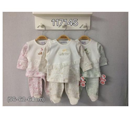 twetoon baby 117145 Комплект 2ед. (штанишки и батник)