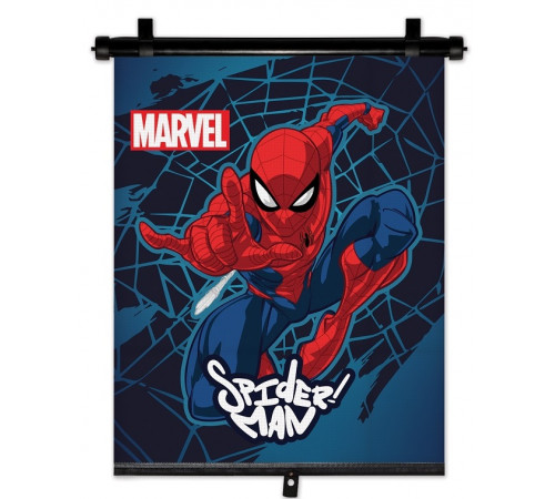 "seven 9328 Защитная шторка от солнца ""spider-man"" (1 шт.)"