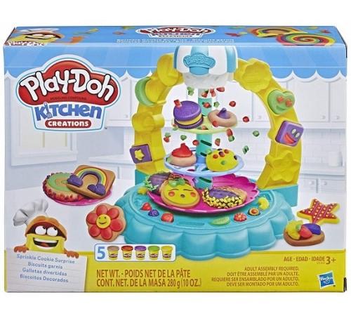 """play-doh e5109 set de plastilină """"carusel de dulciuri"""""""